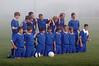 Tippco Blue Heat 2008 Soccer Team