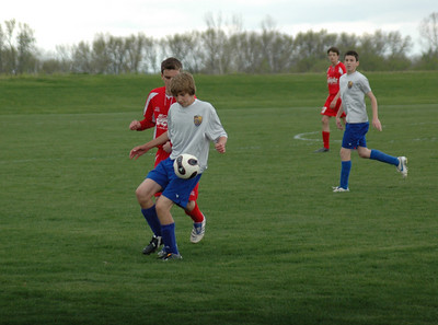 5-03-08 Tippco Blue Heat vs FC Pride 94 Premier U14 AAA  at Tippecanoe Soccer Club