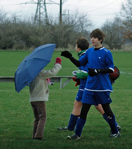 """Spring 2008 Soccer Season """"At the Game"""" sidelines - fans - warmups - ect"""