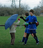 April 13 2008 - Tippco Blue Heat vs Pumas<br /> After the game - Nick - Rose