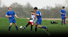 2008 Blue Heat vs Muncie Star Soccer - Youth Soccer Game