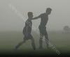 Foggy Morning <br /> Soccer Warm up<br /> June 14, 2008