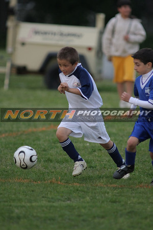 (Boys U9) Smithtown Kickers vs. Hauppauge