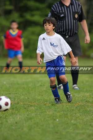 (Boys U9) W.Babylon Lightning vs. Hauppauge United