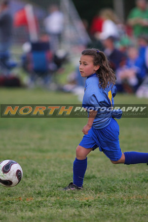 (U7 Girls) W.Babylon Owls vs. Baymen Sharks