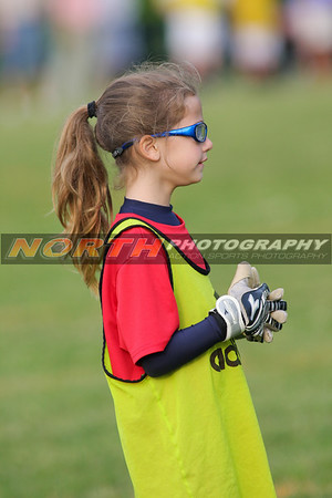 (U8 Girls) Sachem vs. Plainedge Hot Spurs