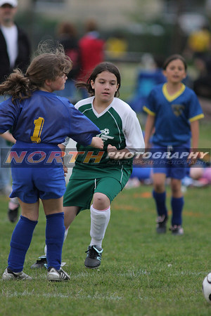 (U9 Girls) W.Babylon Lightning vs. Lindenhurst Liberty