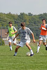 Warmups<br /> September 12, 2009<br /> Harrison Raiders vs Frankfort Hotdogs<br /> Soccer Game