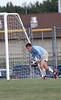 Soccer Match at Harrison High School<br /> Westfield Shamrocks vs Harrison Raiders<br /> August 18, 2009