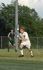Soccer Match at Harrison High School<br /> Westfield Shamrocks vs Harrison Raiders<br /> August 18, 2009<br /> Issac