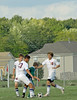 Soccer Match at Harrison High School<br /> Westfield Shamrocks vs Harrison Raiders<br /> August 18, 2009<br /> Alex K, Patrick T, Nate D