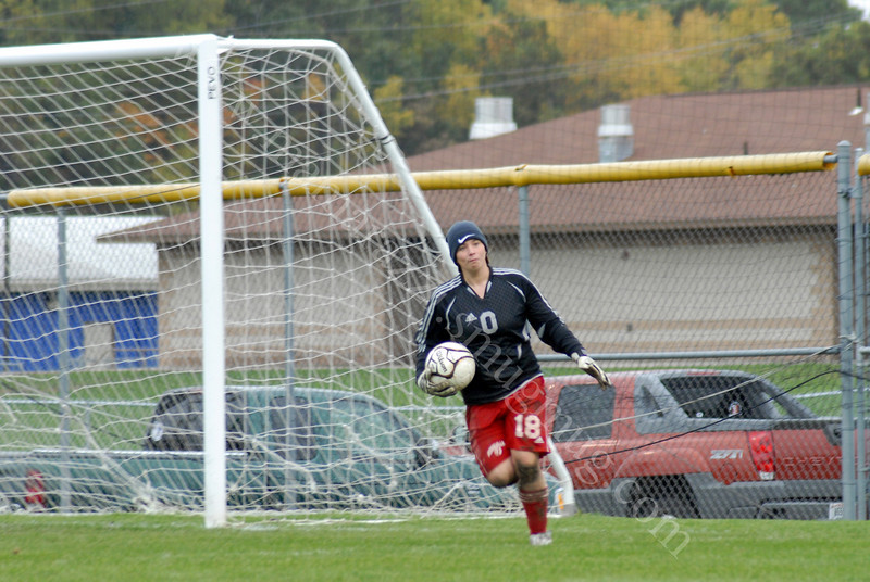 2009 Rossville Goal Keeper