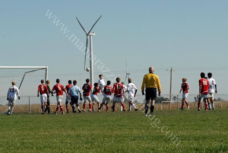October 2009<br /> Soccer