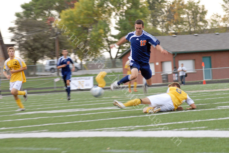 September 26, 2009<br /> Noblesville vs Harrison<br /> High School Soccer