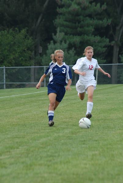 August 27, 2009 <br />  5:35 PM  <br />  West Lafayette vs Harrison<br />  Ladies Soccer<br /> <br /> Top Pic 2009 High School Soccer