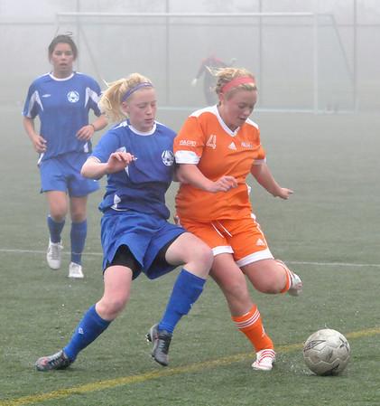 2009 Soccer NS Pre-Canada Games Series