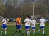 April 25, 2009<br /> Carmel United Soccer Club Premier