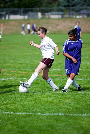 Montesano HS vs. Astoria HS, ladies jv, September 19, 2000