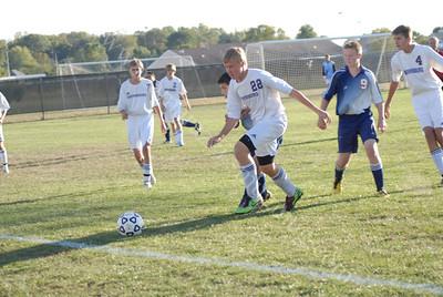 Brownsburg vs Harrison High School Soccer September 28, 2010