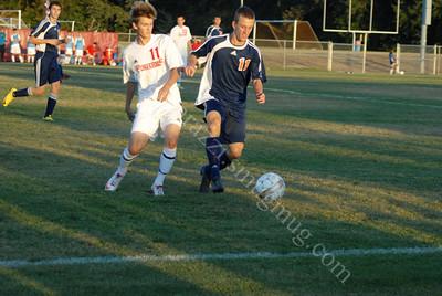 Fishers vs Harrison High School Soccer Game September 14, 2010