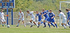 William Henry Harrison vs Hamilton Southeastern High School Soccer Match - 08.28.2017
