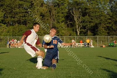 McCutcheon vs Harrison  High School Soccer September 7, 2010