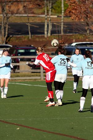 GU17 Jamestown Fortuna vs. NEFC Reds