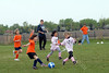 Girls U8 Soccer<br /> Cat Fields<br /> April 19, 2010