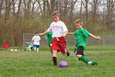 2010 Spring Youth Soccer Assortment