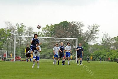 April 24, 2010 Burn vs Columbus Club Soccer