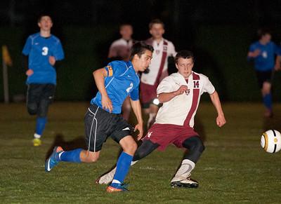 Montesano HS vs. Elma HS, mens varsity, April 20, 2012