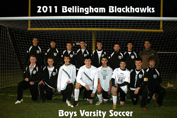 2011 Boys Soccer Team & Senior Photos