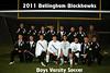 2011 BHS Boys Varsity Soccer
