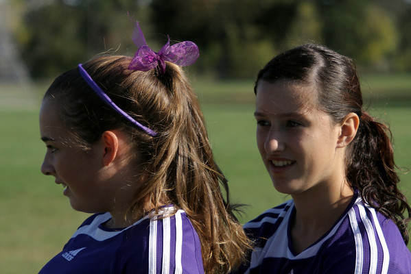 Girls Varsity at Parker Charter