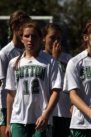 Sutton Girls Varsity vs Douglas