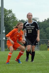 2011 Girls High School Soccer
