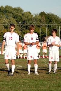 2011 High School Soccer Starting Lineups