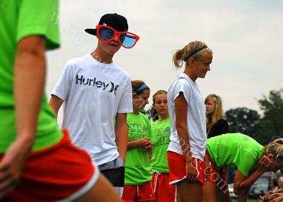 Warren Central vs Harrison Ladies Soccer Game 8/20/11