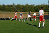 8218<br />  High School Soccer 2011<br /> Soccer Game<br /> Rossville vs Central Catholic