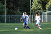 #15 Alex<br /> High School Soccer<br /> September 15, 2011<br /> Harrison Raiders<br /> vs<br /> West Lafayette Red Devils