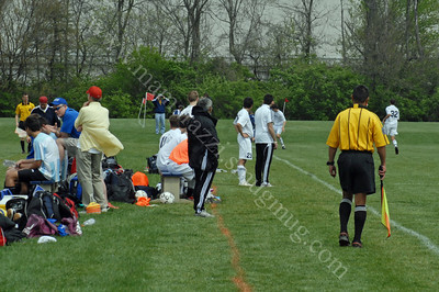 2011 at the game Spring Soccer