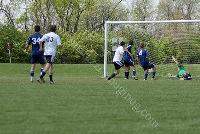 Indy Burn vs Sullivan Co Pride 94 Boys  League Game April 30 2011