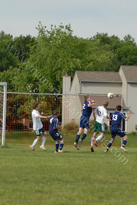 Westside United vs Indy Burn League Game Club Soccer 06 01 2011