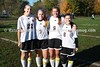 2012 BVT Girls Varsity Soccer Captains