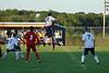 August 21, 2012 Harrison vs Jeff High School soccer game