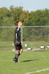 Lafayette Jeff vs Harrison  2012 Mens High School Soccer