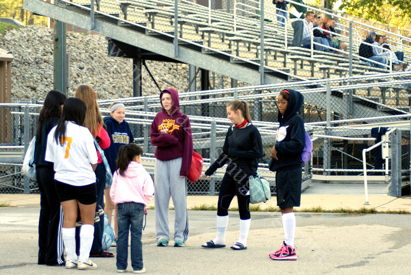 """at the game"" 2012 High School Soccer"