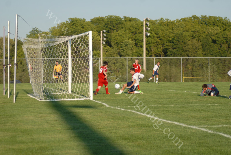 C Team Harrison vs Fishers August 27, 2012