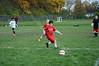 2132 Defense -  Davidson Soccer Field U10 Boys GLRSA Soccer October 20, 2012