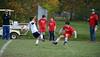 2121 - Davidson Soccer Field U10 Boys GLRSA Soccer October 20, 2012